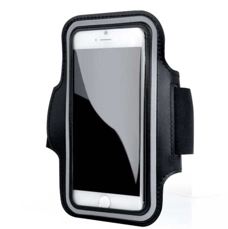 Waterproof Gym Sports Running Armband For Iphone 8 7 6 6s 4.7-5.0 Armbands Phone Case Cover Holder Armband Case 500pcs/lot Mobile Phone Accessories