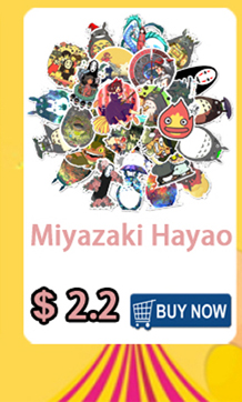 50 PCS Cartoon Simple VSCO Girls Kawaii Stickers For Chidren