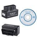 V2.1 Супер МИНИ ELM327 Bluetooth ELM 327 OBD2/OBDII Версия 2.1 OBD2/OBDII для Android Torque Автомобиль Кодекса сканер