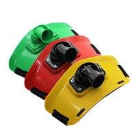 3 Color Waist Gimbal Fish Rod Holder Adjustable Stand Up Fighting Fishing Rod Fishing Tackle