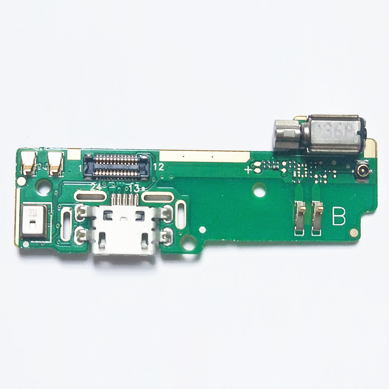 New USB Charging Dock Flex Cable For Sony Xperia Xa F3111 F3112 F3113 F3115 F3116 Charger Mic Connector Board Replacement Parts in Mobile Phone Flex Cables from Cellphones Telecommunications