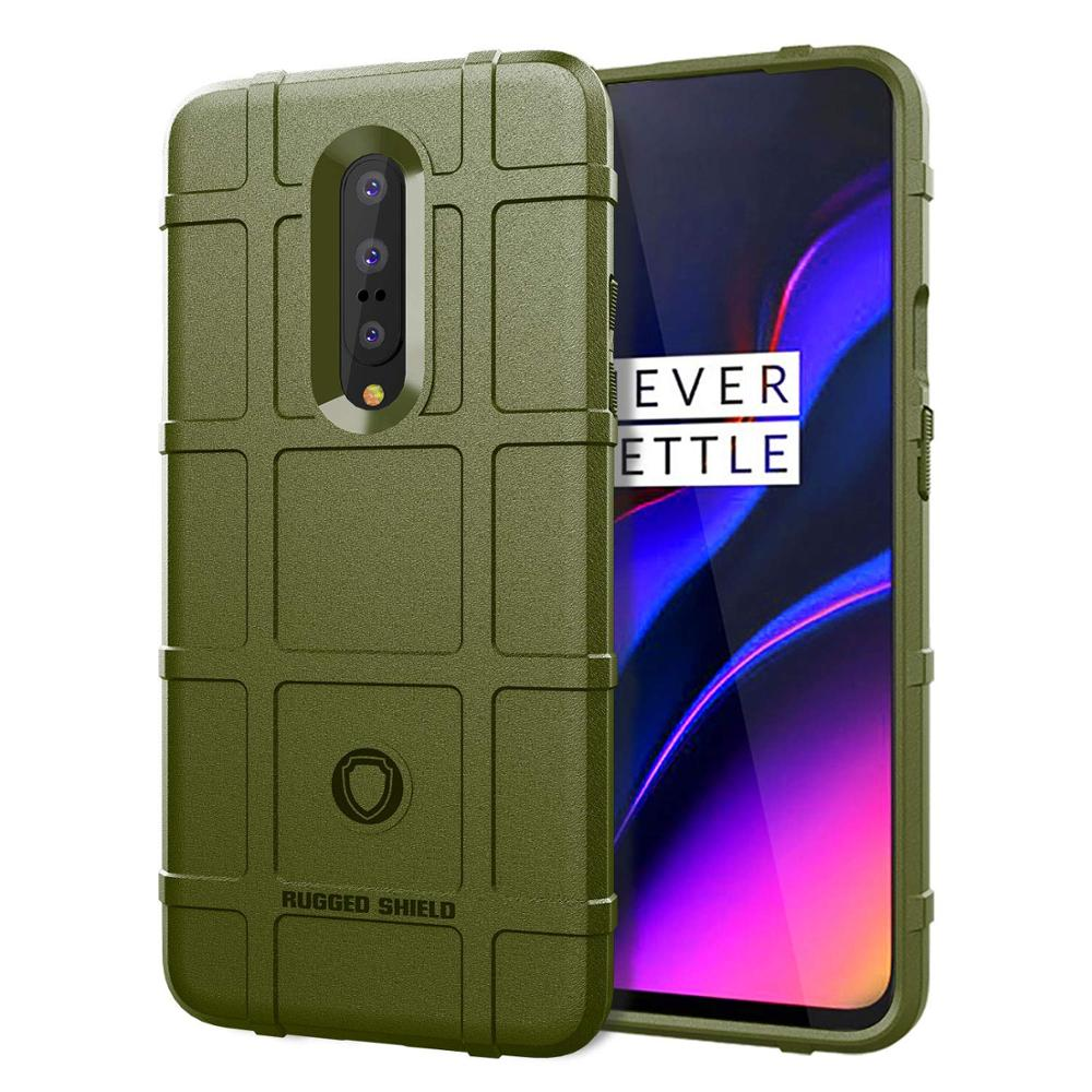 Image 3 - Conelz For Oneplus 7 Pro Case TPU Case Cover Shockproof Amor Case Rugged Shiled Case for Oneplus 7 6T-in Half-wrapped Cases from Cellphones & Telecommunications