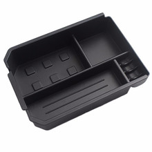 Car armrest storage box Glove box tray storage box For Toyota RAV4 RAV 4 2014 2015 2016