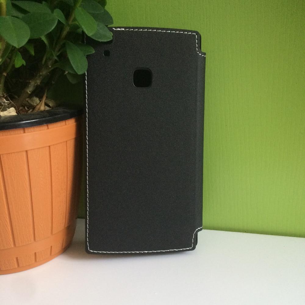 DOOGEE X5 MAX Kaca Tempered + Pelindung Kulit Kasus Flip Kasus Asli - Aksesori dan suku cadang ponsel - Foto 2
