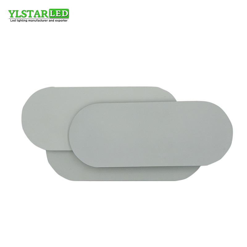 YLSTAR Free shipping LED Aluminium Cabinet light AV85 265V 18W LED light bedside room bedroom wall lamps arts Cabinet Light