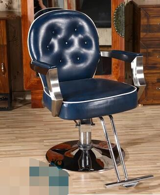 High-end simple barber shop chairj  hgkfy modern style hair salon dedicated hairg hgh hairdressing chair.