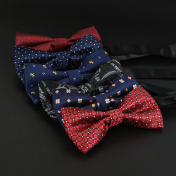 Bowtie men formal necktie commercial wedding butterfly male marriage bow ties for men business Dress Shirt gift 2