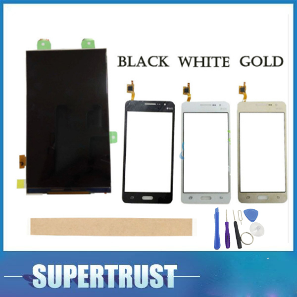 For Samsung Galaxy Grand Prime G530 SM-G530 SM-G531F G531 LCD Display and Touch Screen Replacement with tape&toolsFor Samsung Galaxy Grand Prime G530 SM-G530 SM-G531F G531 LCD Display and Touch Screen Replacement with tape&tools