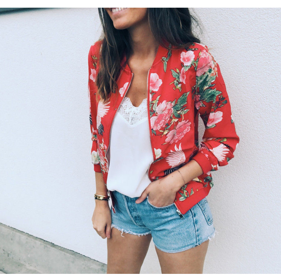 HTB1cRZBKFzqK1RjSZFoq6zfcXXaZ Plus Size Spring Women's Jackets Retro Floral Printed Coat Female Long Sleeve Outwear Clothes Short Bomber Jacket Tops 5XL