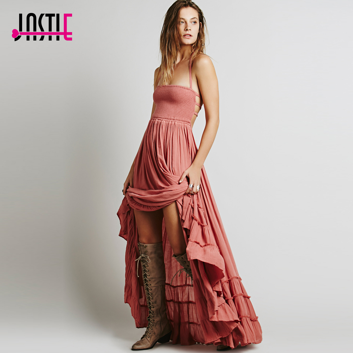 Boho Beach Dresses for Women