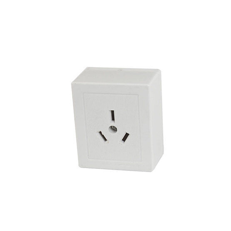 16A Air Conditioning Power Socket Wall Switch Socket High Australian Regulations Power Socket 5Pcs in Electrical Plug from Consumer Electronics