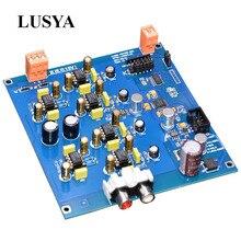 Lusya AK4490EQ DAC décodeur circuit standard officiel I2S DSD entrée Kits de bricolage Semi finis B3 002