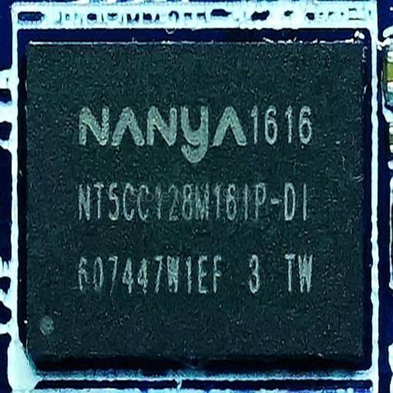 NT5CC128M16IP DI DRAM Chip DDR3L SDRAM 2Gbit 128Mx16 1 35V Automotive 96 Pin VFBGA