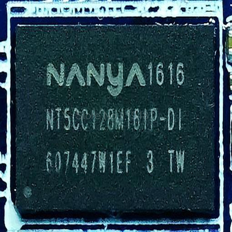 NT5CC128M16IP DI DRAM Chip DDR3L SDRAM 2Gbit 128Mx16 1.35V Automotive 96 Pin VFBGA-in Integrated Circuits from Electronic Components & Supplies