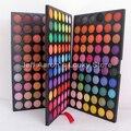 180 Full color sombra de olho sombra em pó Makeup palette Set Quente Matte Shimmer Atacado