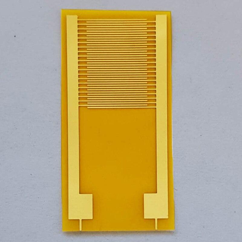 Interdigital Electrode Interdigital Etched Electrode Array Magnetron Sputtering Coating Custom Lithographic Ceramic CircuitInterdigital Electrode Interdigital Etched Electrode Array Magnetron Sputtering Coating Custom Lithographic Ceramic Circuit