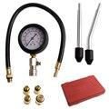 1 PC Testadores de Compressão A Vácuo Portátil Do Carro Medidor de Pressão Do Cilindro Do Motor de Compressão Tester Kit De Ferramentas De Diagnóstico