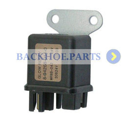 Świeca żarowa przekaźnik Mr8b-042 8-94258-014-0 dla koparka Hitachi ZX110 ZX120 ZX180LC ZX200 Isuzu 6HK1 silnika