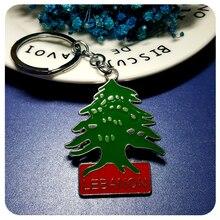 Unique Gift Whosale LEBANON Theme Key Chain Souvenir