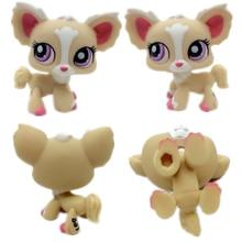 Nuevos juguetes de La Tienda del animal doméstico de los Lps de Fox Lovely short Great Dane colección envío gratis figura de acción estilo de pie regalo de los niños