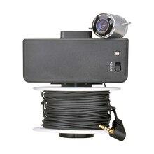 WI-FI Беспроводной подводный Рыбалка Камера Портативный Рыболокаторы 140 градусов угол ИК-подсветкой Ночное видение 20 м кабель для iOS и Android