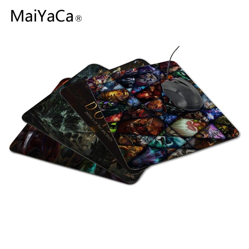 MaiYaCa Top Selling Luxury Print Fnatic Navi Dota 2 Game Gaming Durable PC Anti-slip Mouse Mat for Optical/Trackball Mouse