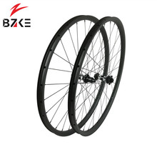 Karbon tekerlekler 29 mtb bisiklet tekerlek boost dağ bisikleti jantlar 29er XD merkezi kilit disk 350 hub 148*12 110*15mm aks 30 geniş