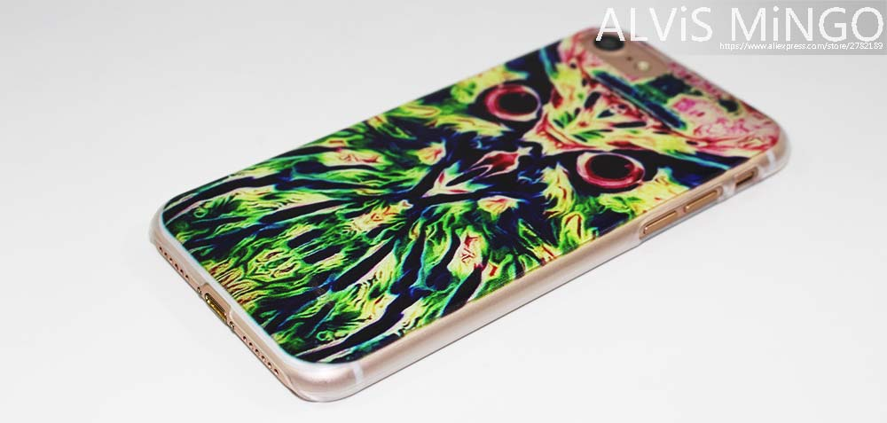 binyeae dream catcher feather stars christmas colorful clear cell phone case cover for apple iphone 4 4s 5 5s se 5c 6 6s 7 plus in half wrapped case from