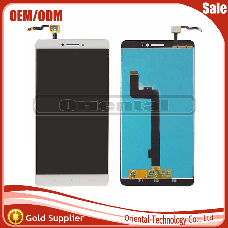 6.44 inch 100% tested New Original For Xiaomi Mi Max LCD Display + Touch Screen Digitizer Assembly free shipping