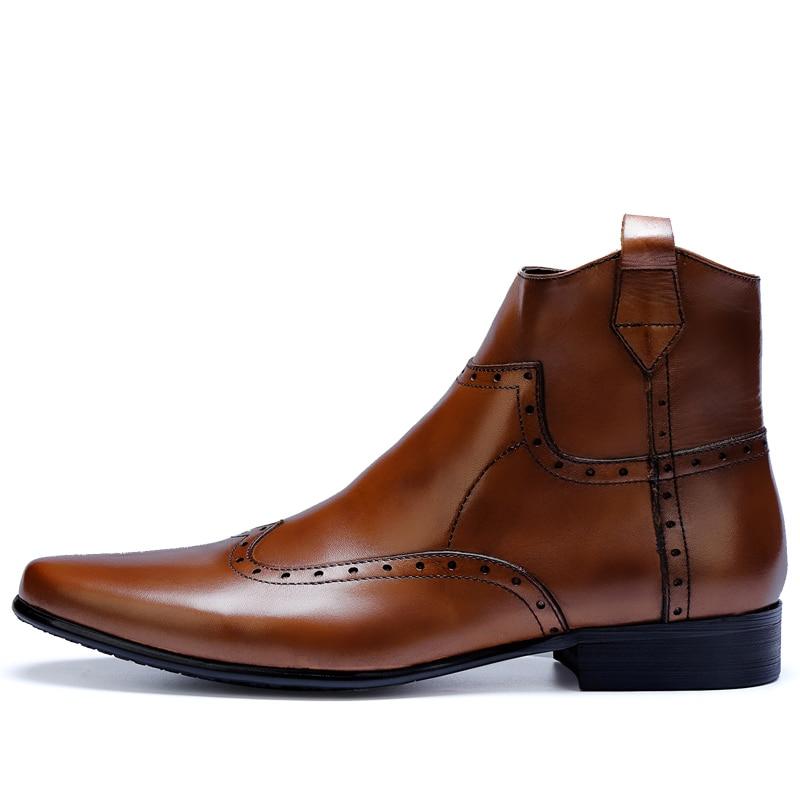 Chelsea Men\'s Boots (8)