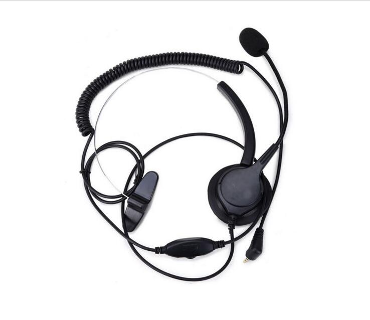 3pcs 2.5mm Plug Call Center Telephone Headset Volume Control with Microphone Headphone Noise Cancelling for Home Office Phone hands free headphones usb plug monaural headset call center computer customer service headset for pc telephone laptop skype chat