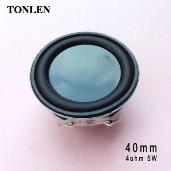 TONLEN 5 w Altavoz Altavoces Bluetooth de Alta Potencia de 40mm Altavoz...