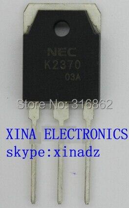 2SK2370 K2370 20A/900 V TO-3P ROHS ORIGINAL 10 Teile/los Kostenloser Versand Electronics zusammensetzung kit