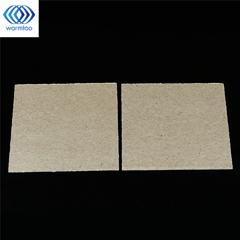 New Arrival 2 Pcs 4.8 x 4.8 120x120mm/4.8*4.8 inch Microwave Oven Repairing Part Mica Plates Sheets 10pcs lot high quality microwave oven repairing part 13 x 12cm mica plates sheets for galanz etc microwave