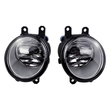 Fog Light Assembly Socket Styling Car Driving Lights for Toyota Corolla Camry Matrix Prius 2011 RAV4 Sienna Yaris Lexus ES350 1 pair left and right 9 led front driving fog light lamp for toyota corolla camry yaris prius rav4 daytime running light