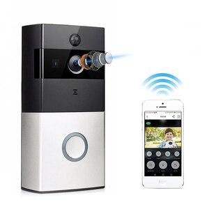 Image 4 - Alexa Google Full HD Wi Fi Enabled Smart Video Tuya WiFi Ring Doorbell Remote Control Door Bell Wireless Tuya Smart Camera 1080P
