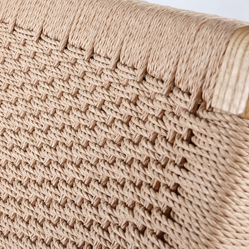 New Upscale casual recliner chair simple and stylish handmade woven  UQ65