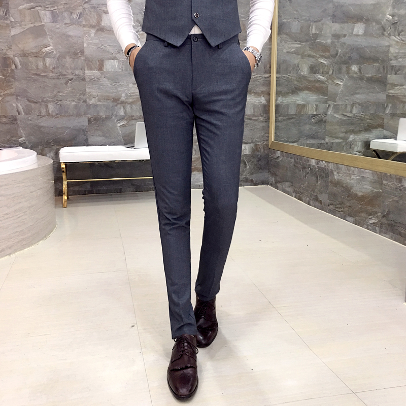Popular Pants Formal for Young Men-Buy Cheap Pants Formal for ...