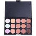 New 15 Color Concealer Camouflage Makeup Palette Set Best birthday gift