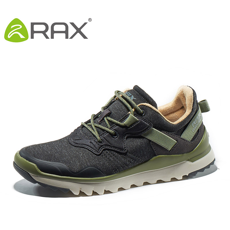 RAX  Men's Walking Shoes Autumn Winter Sneakers Women Outdoor Sport Shoes Men Breathable Exercise Shoes 63-5C359 peak sport men outdoor bas basketball shoes medium cut breathable comfortable revolve tech sneakers athletic training boots