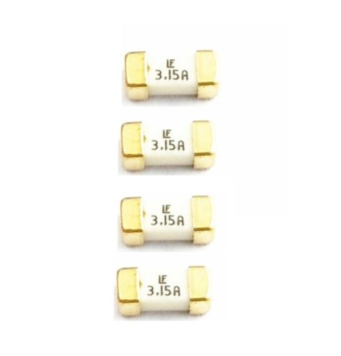100Pcs Littelfuse Fast Acting SMD 1808 0.25A 250mA 125V Surface Mount Fuses