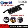 23 car number plate Offroad Front License Number Plate Bracket Frame Holder Light Bar Mount Bumper For SUV Truck Vehicle