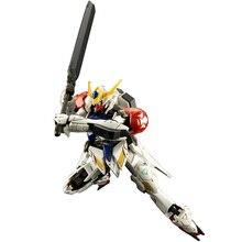 Gundam Barbatos Lupus hierro-Blooded huérfanos escala 1/144 modelo Japón ASW-G-08 montado Robot niños juguete Anime figura de acción Gunpla