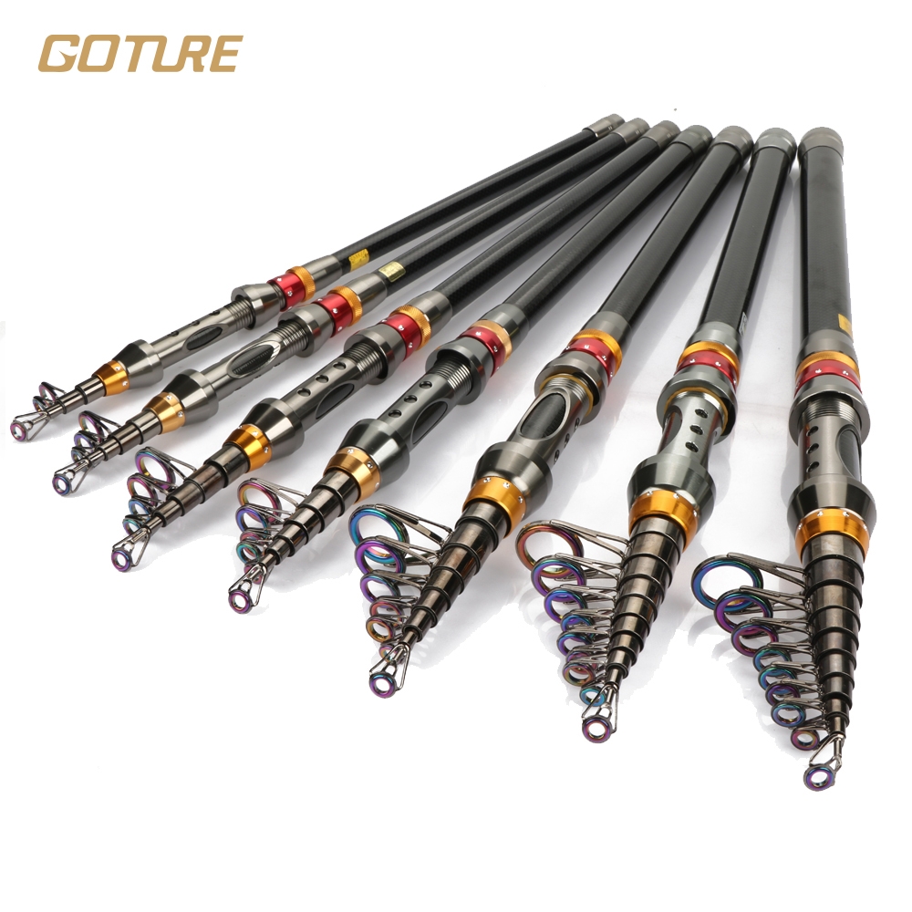 Buy goture telescopic fishing rod 1 8 3 for Fishing gear store