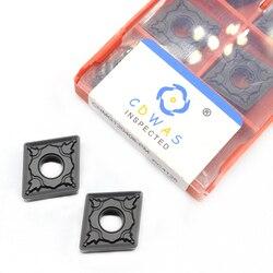 Wysokiej jakości CNMG120408 PM PC4125 wkładki z węglika CNC zewnętrzna okrągła narzędzie narzędzie tokarskie CNMG120408