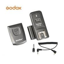 Godox CT-16 16 каналов беспроводной Радио вспышка триггер передатчик+ приемник набор для Canon Nikon Pentax Studio Flash