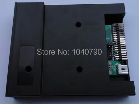 "Купить с кэшбэком Free shipping New Version SFR1M44-U100K 3.5"" 1.44MB USB FLOPPY DRIVE EMULATOR for YAMAHA KORG ROLAND Electronic keyboard GOTEK"