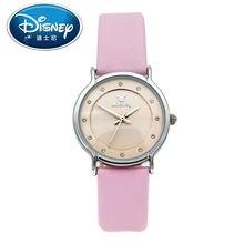 Disney Kids Watch Children Watch Mickey Mouse Casual Fashion Cute Quartz Wristwatches Girls Boys Clock