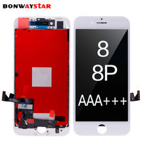 LCD display for iphone 8 8plus LCD Touch Screen Digitizer Assembly Replacement for iphone 8 plus screen pantalla part original