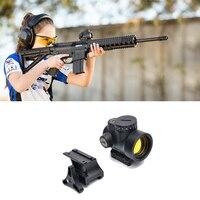 Trijicon MRO Red Dot Rifle Sight Holographic Red Dot Scopes Reflex Scope Collimator Sight Optics Tactical Rifle Scope
